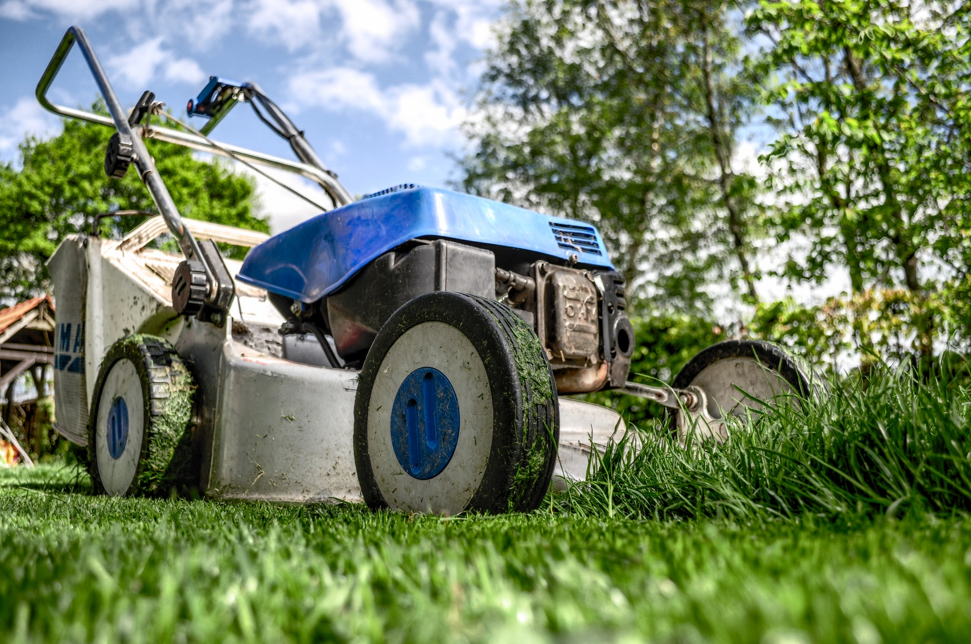 How to Winterize Your Lawn Mower the Safe Way