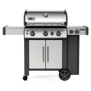 GenII S335 SS LP Grill WEBER